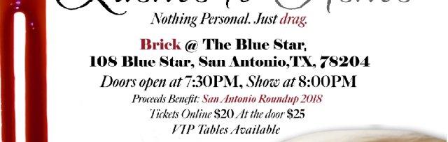 Buy tickets for Drag Wars 2018 at Brick @ Blue Star: 108 Blue Star