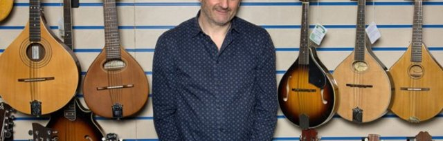Mark Radcliffe Presents Folk at the Theatre  - Knutsford Music Festival