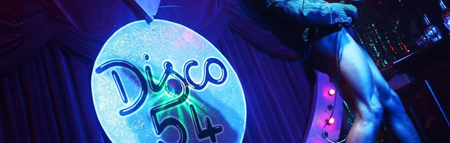 DISCO 54: Slave to the Rhythm