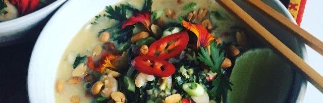 Supper Club: Malaysian Feast @ Indie Fude