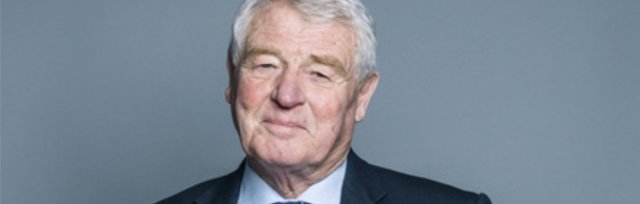 60 Minutes with Lord Ashdown