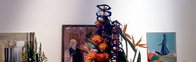 bloomHMA Floral Tableaux Opening Reception