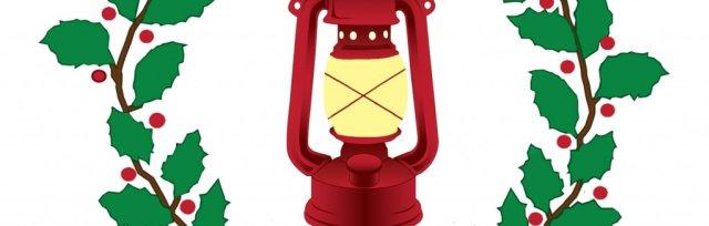 1pm ~ Christmas Lantern Express