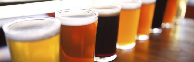 Beer Styles + Food Pairing