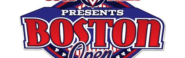 GOOD FIGHT: Boston Open
