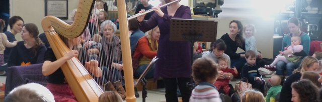 Flute & Harp - FROME