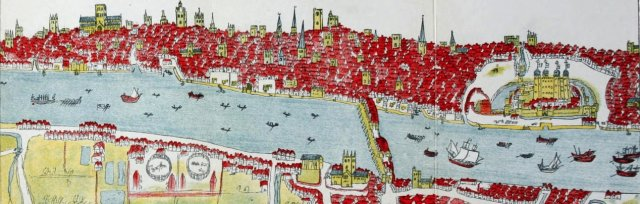 History of London in 7 Drinks tour