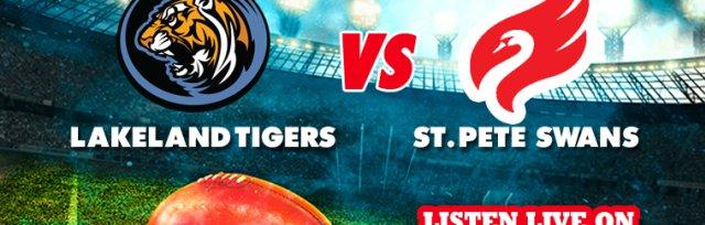 LAKELAND TIGERS @ ST. PETERSBURG SWANS