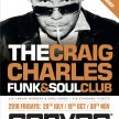 Craig Charles Funk & Soul Club VIII ON SALE SUN 28TH JAN image