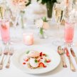 Wedding Food and Wine Tasting at Almonry Barn April to July 2019 Weddings image