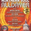 The Dome Northern Soul All Dayer (London) Sunday 2nd September 2018 2pm-10pm image