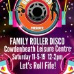 Family Roller Disco, Cowdenbeath image