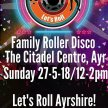 Family Roller Disco - The Citadel Centre,Ayr image