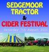 Sedgemoor Tractor & Cider Festival