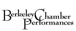 Berkeley Chamber Performances