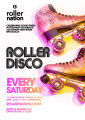 ROLLERDISCO SATURDAYS