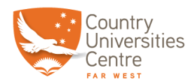 Country Universities Centre Far West