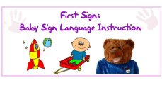 First Signs Baby Sign Language Instruction