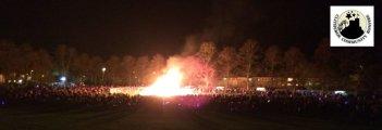 Clitheroe Community Bonfire & Fireworks Display