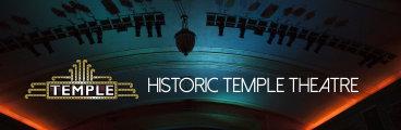 Historic Temple Theatre