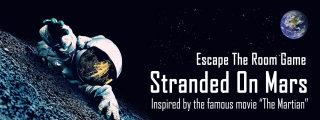 Jambar Events -Stranded on Mars
