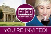 The Cheltenham Wine Festival