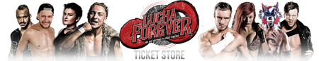 Lucha Forever Ticket Store