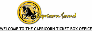 Capricorn Tickets