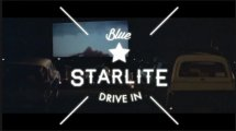 Blue Starlite Mountain Top Drive-in Minturn Co.