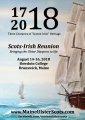 1718-2018 Ulster Diaspora Reunion & Conference