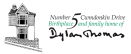 Dylan Thomas Birthplace, 5 Cwmdonkin Drive