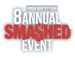 Smashed Charity Ping-Pong