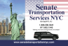 Senate Transportation Services NYC