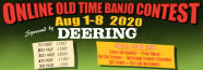 Old Time Banjo Contest-Community Music, Inc.