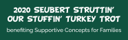 Seubert Struttin' Our Stuffin' Turkey Trot