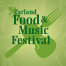 Tarland Food and Music Festival