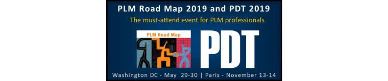 PLM Road Map and PDT EMEA 2019