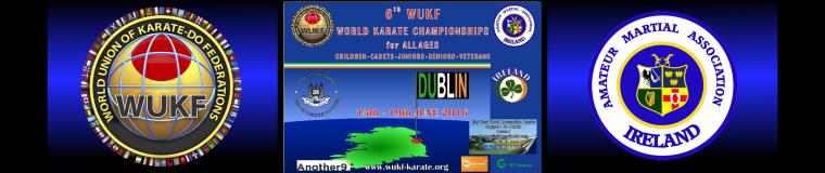 WUKF World Championships 2016