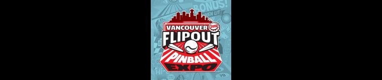 Vancouver FlipOut Pinball Expo