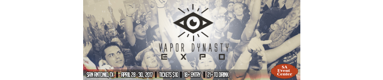 Vapor Dynasty Expo