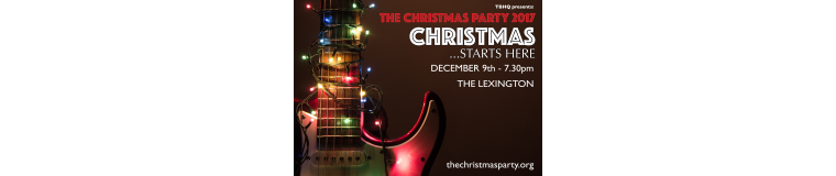 The Christmas Party 2017