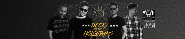 Becky and the Holograms