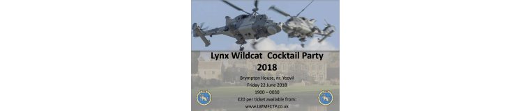 Lynx Wildcat Cocktail Party