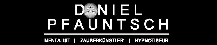 Mentalist Daniel Pfauntsch