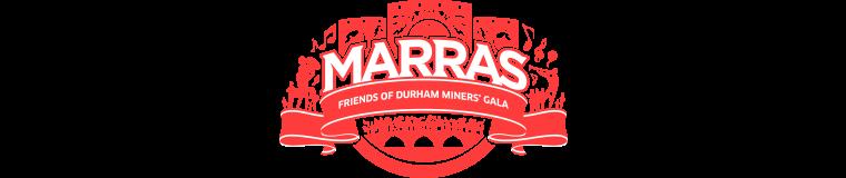 Marras - Friends of Durham Miners' Gala