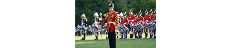 Massed Bands Entertainment