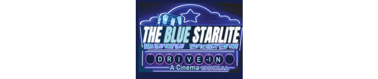 Blue Starlite Drive-in Austin