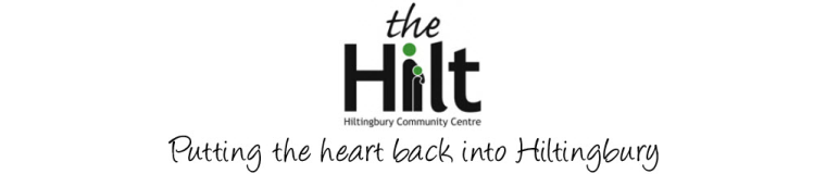 The Hilt, Hiltingbury Community Centre, Chandler's Ford