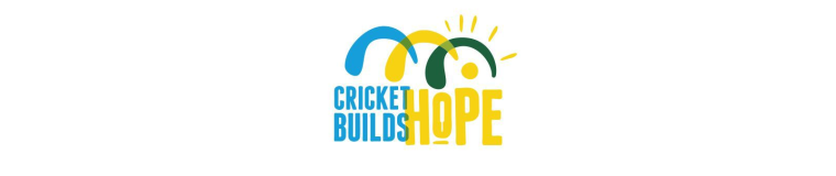 Cricket Builds Hope