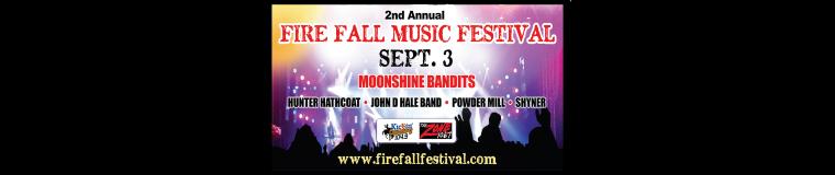 Fire Fall Music Festival